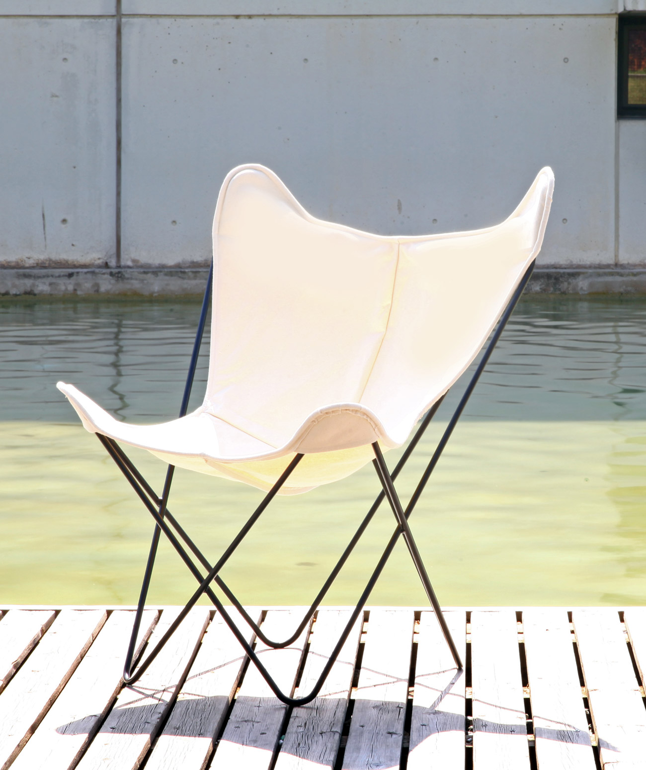 Bkf chair by isist - Silla butterfly ...